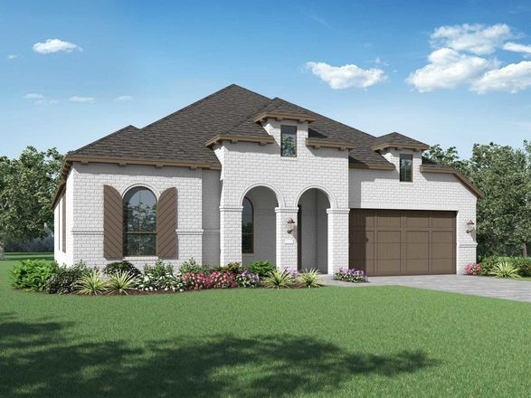 Move In Ready New Home In Davis Ranch: 60ft. lots Community