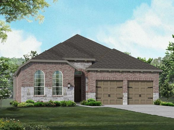 Move In Ready New Home In Fronterra at Westpointe: 55ft. lots Community