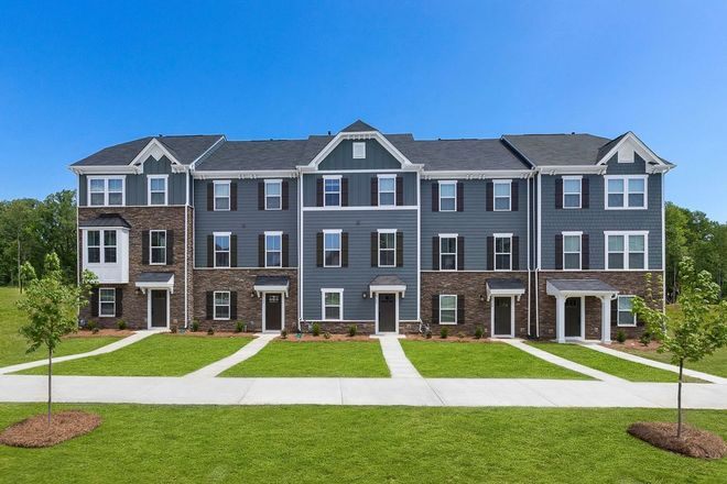 Move In Ready New Home In Riverbend Townhomes Community