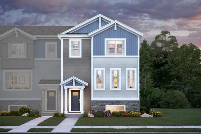 Move In Ready New Home In Lexington Woods Community