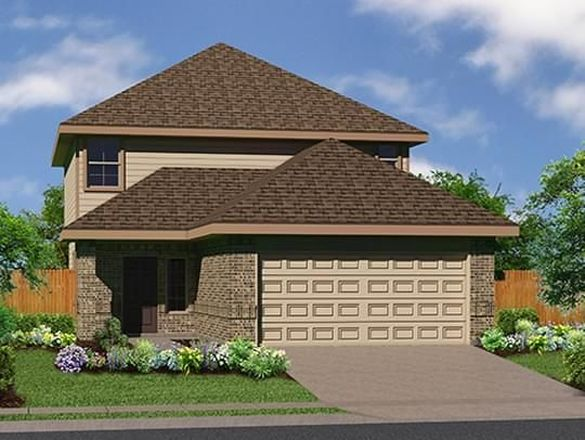 Ready To Build Home In Somerset Trails Community
