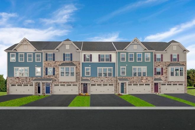 Ready To Build Home In Richmont Townhomes Community