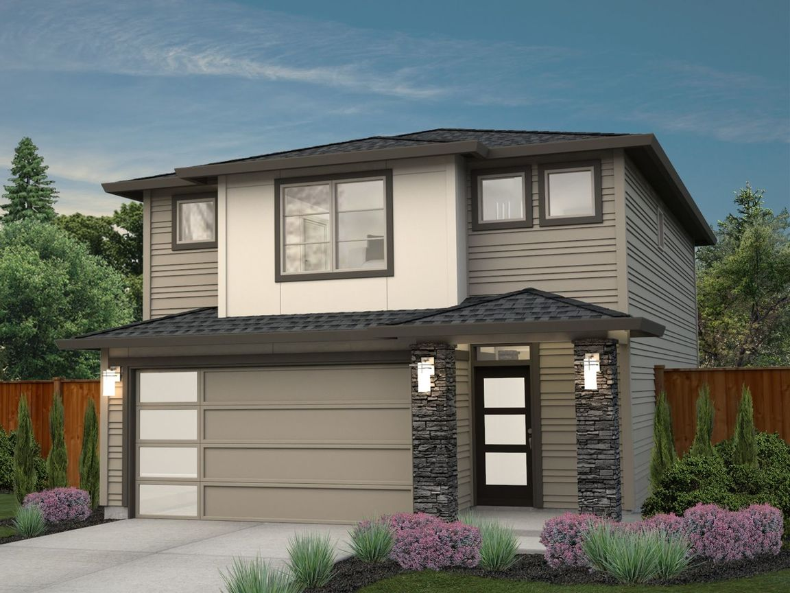 Ready To Build Home In Sunnyside Park Community