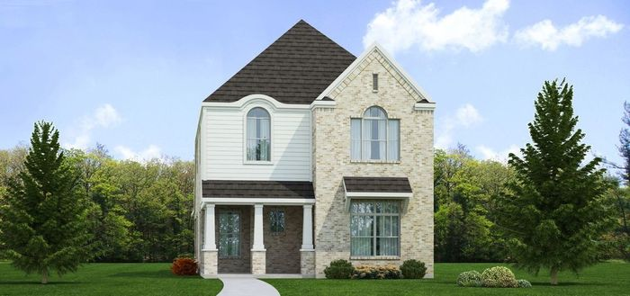 Move In Ready New Home In Iron Horse Commons Community