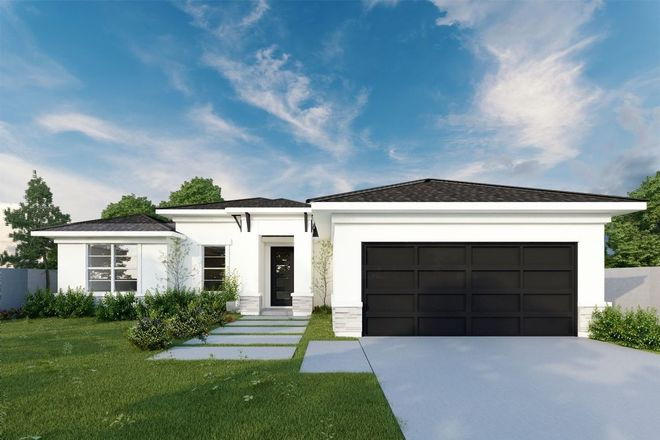 Ready To Build Home In Palm Coast Community