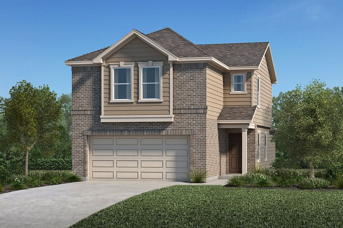 Move In Ready New Home In Timber Crossing Community