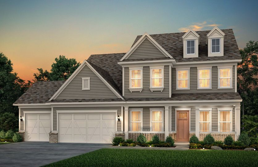 Move In Ready New Home In Summerhour Community