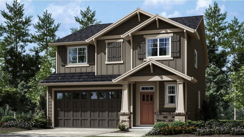 Move In Ready New Home In Baker Creek - The Opal Collection Community