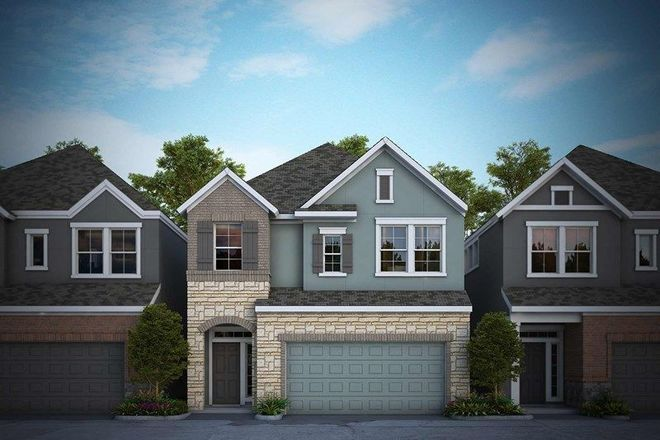 Move In Ready New Home In The Grove at White Rock Hills  Gardens Community