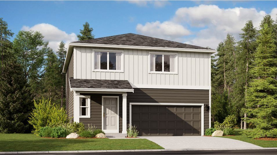 Move In Ready New Home In Wellington Heights Community