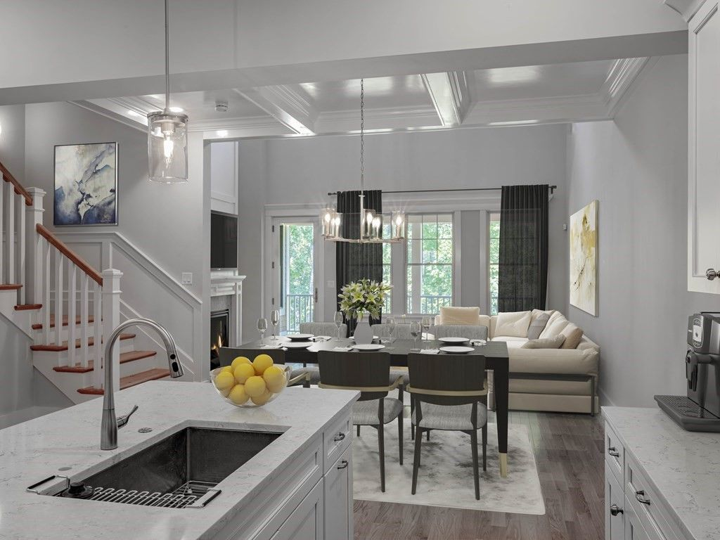 Luxurious 3-Bedroom Townhouse In Winchester Town Center