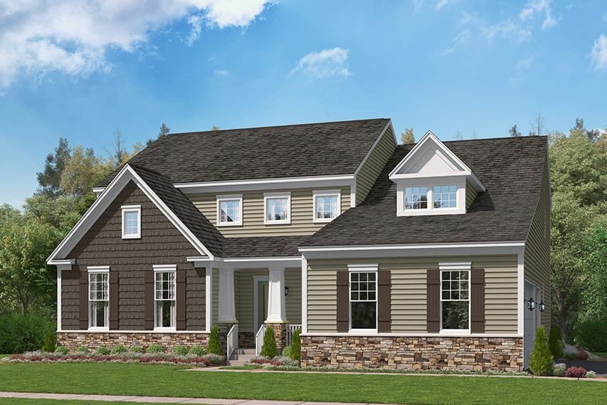 Ready To Build Home In The Reserve at Holly Springs Community