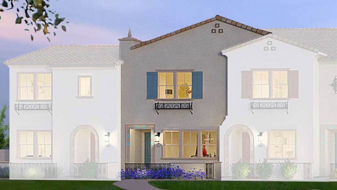 Move In Ready New Home In The Towns at Annecy Community