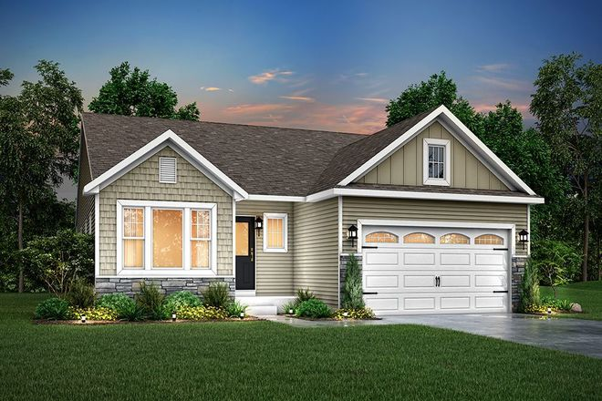 Ready To Build Home In Lighthouse Village of Brooklyn Community