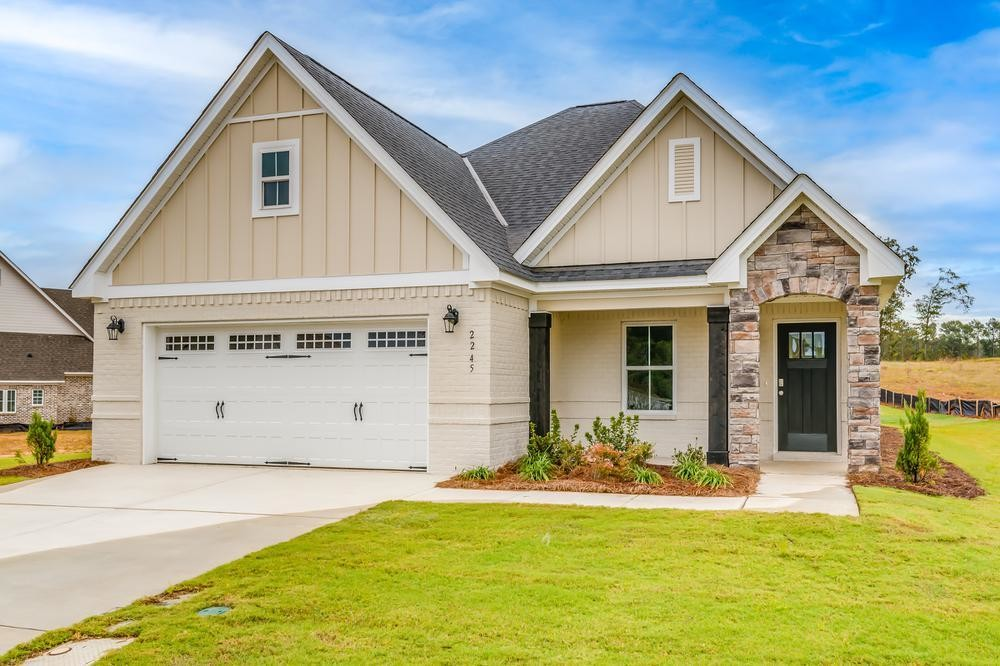 Move In Ready New Home In Hidden Lakes Community