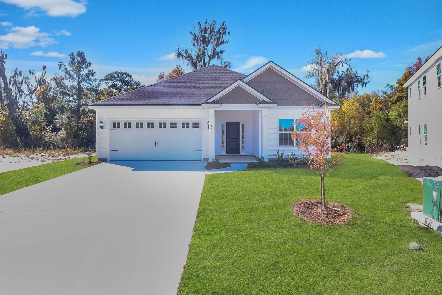 Move In Ready New Home In Dunham Marsh- The Villas Community