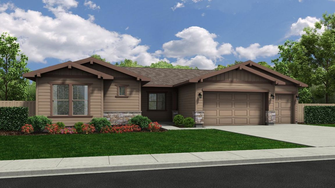 Ready To Build Home In Heirloom Ridge - Woodland Community