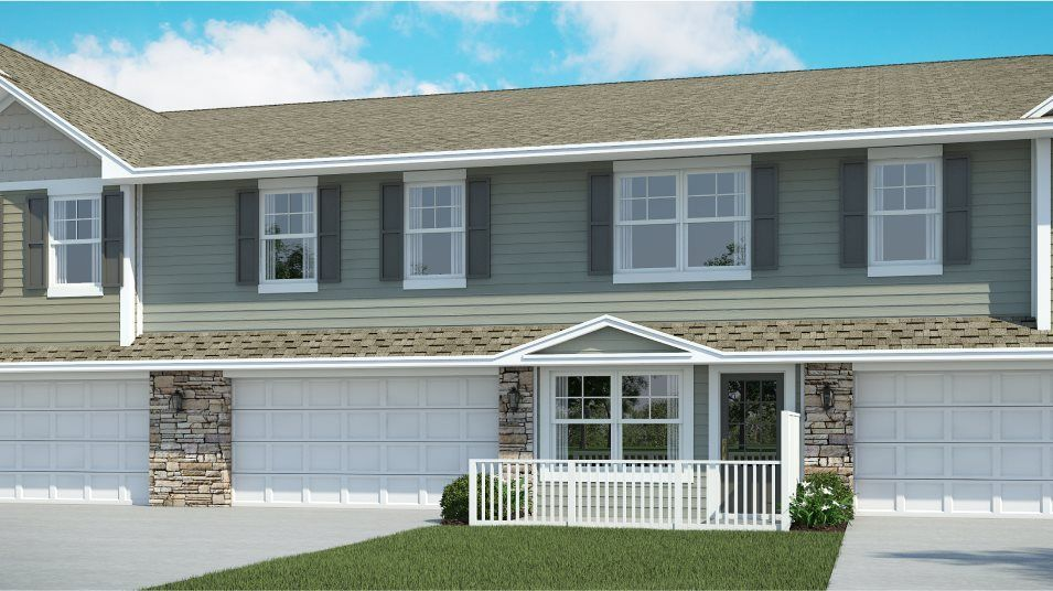 Move In Ready New Home In Bridlewood Farms - Colonial Manor Collection Community