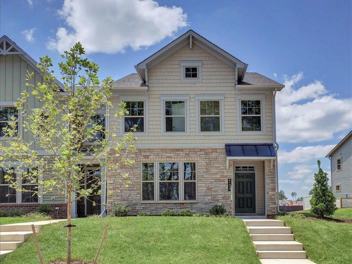 Move In Ready New Home In River Mill Townhomes Community