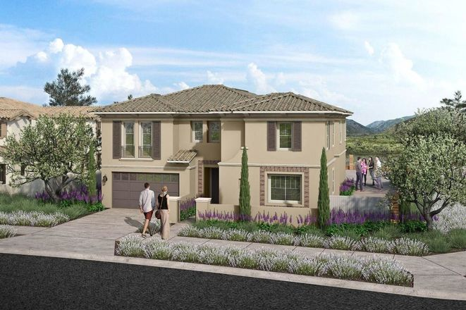 Move In Ready New Home In Estancia at Otay Ranch Community