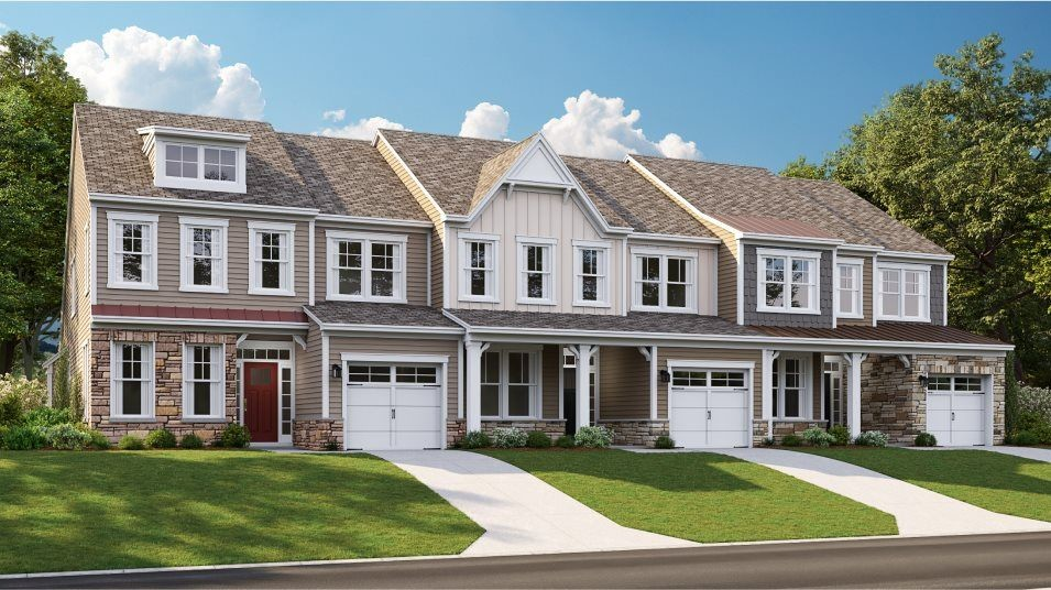 Move In Ready New Home In Villas at Walden Community