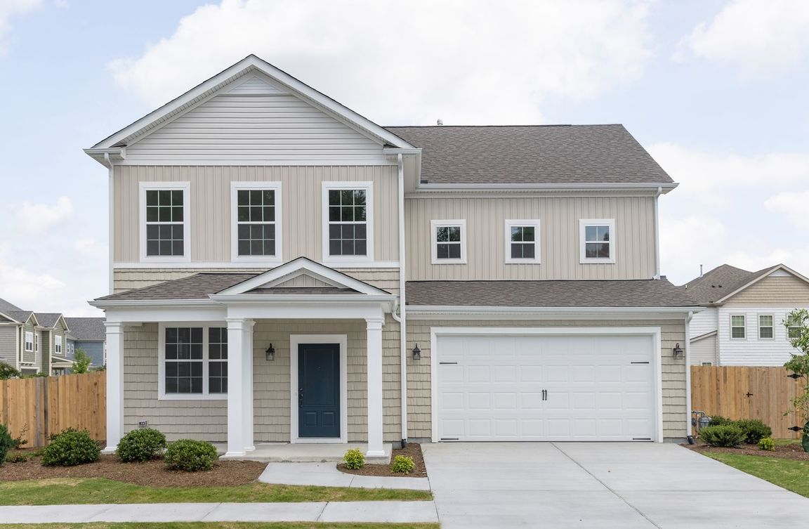 Move In Ready New Home In The Manor Homes Community