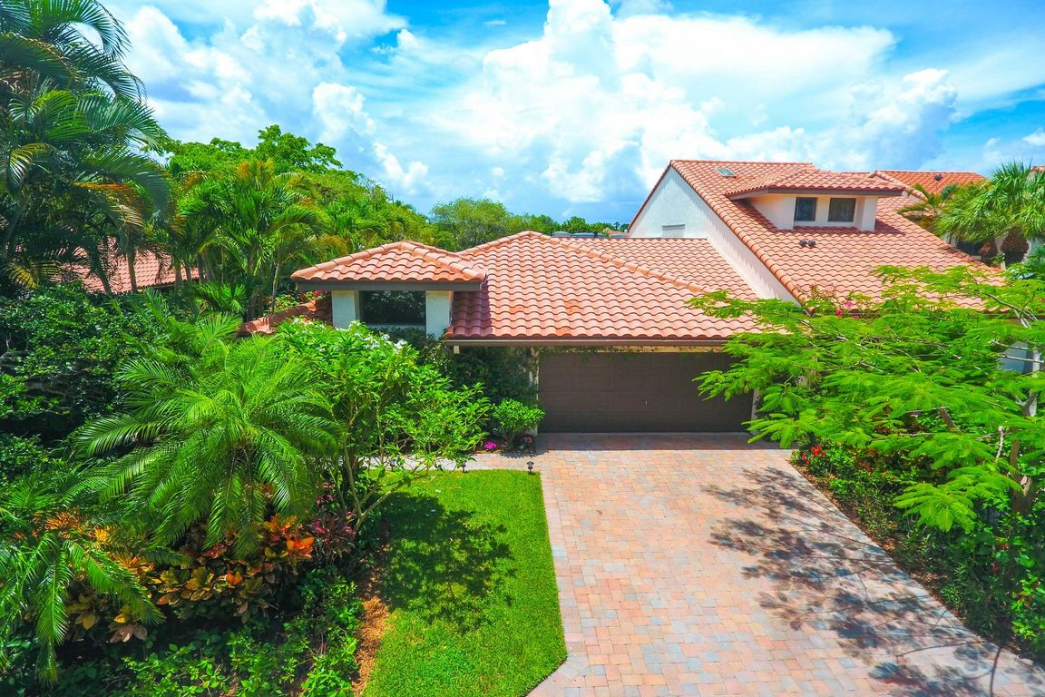 2731 SqFt Townhouse In Palm Beach Polo And Country Club