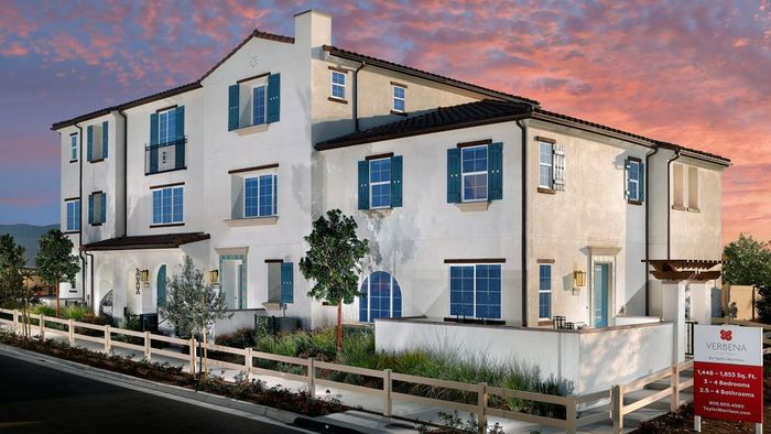 Ready To Build Home In Verbena at The Preserve Community