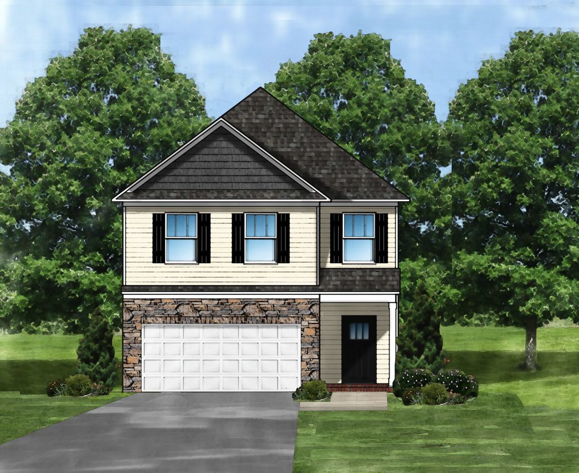 Ready To Build Home In Alligator West Community