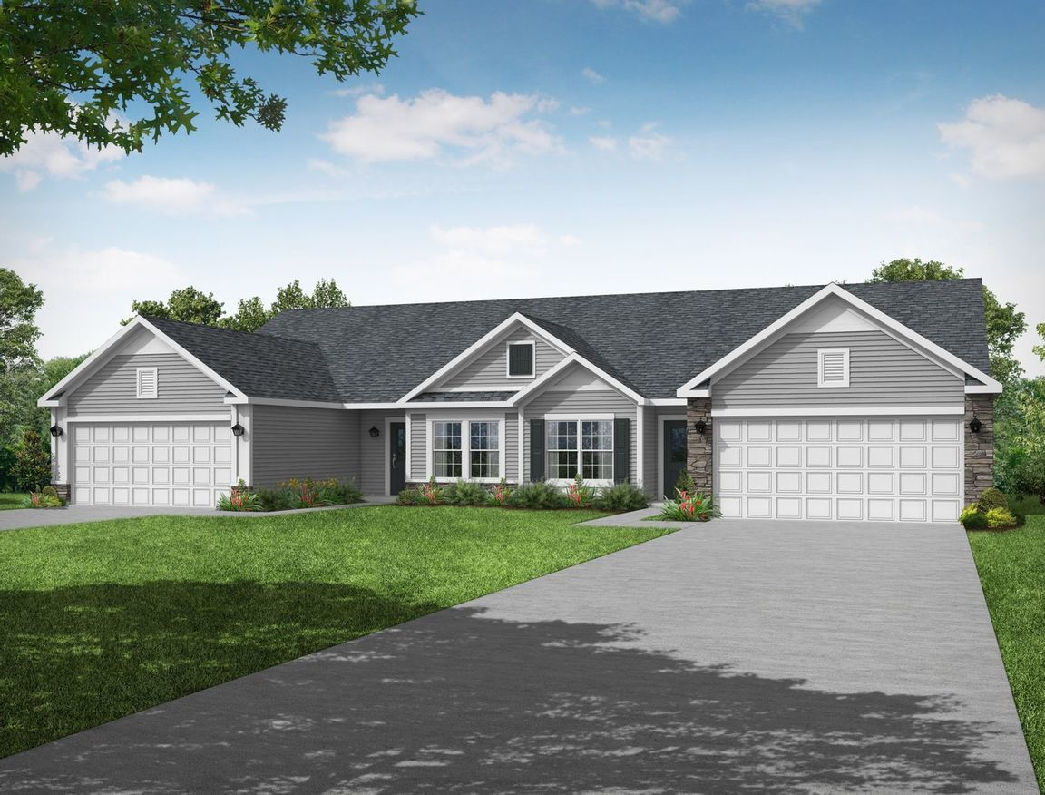 Move In Ready New Home In Springdale Community