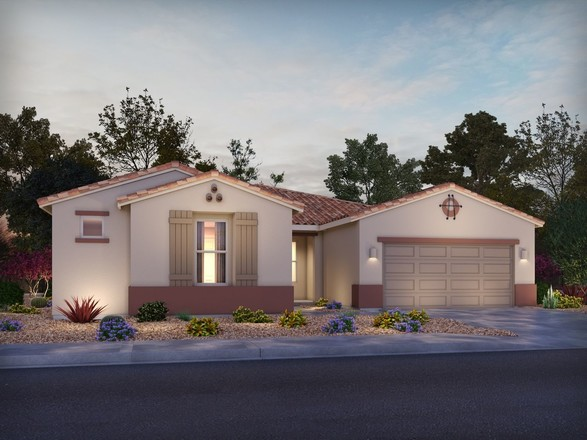 Move In Ready New Home In Villages at Silverhawke Community