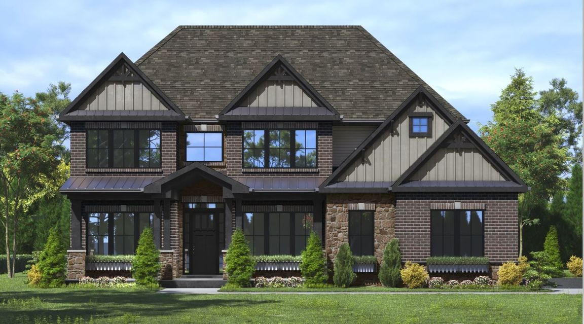 Move In Ready New Home In Allman Acres Community