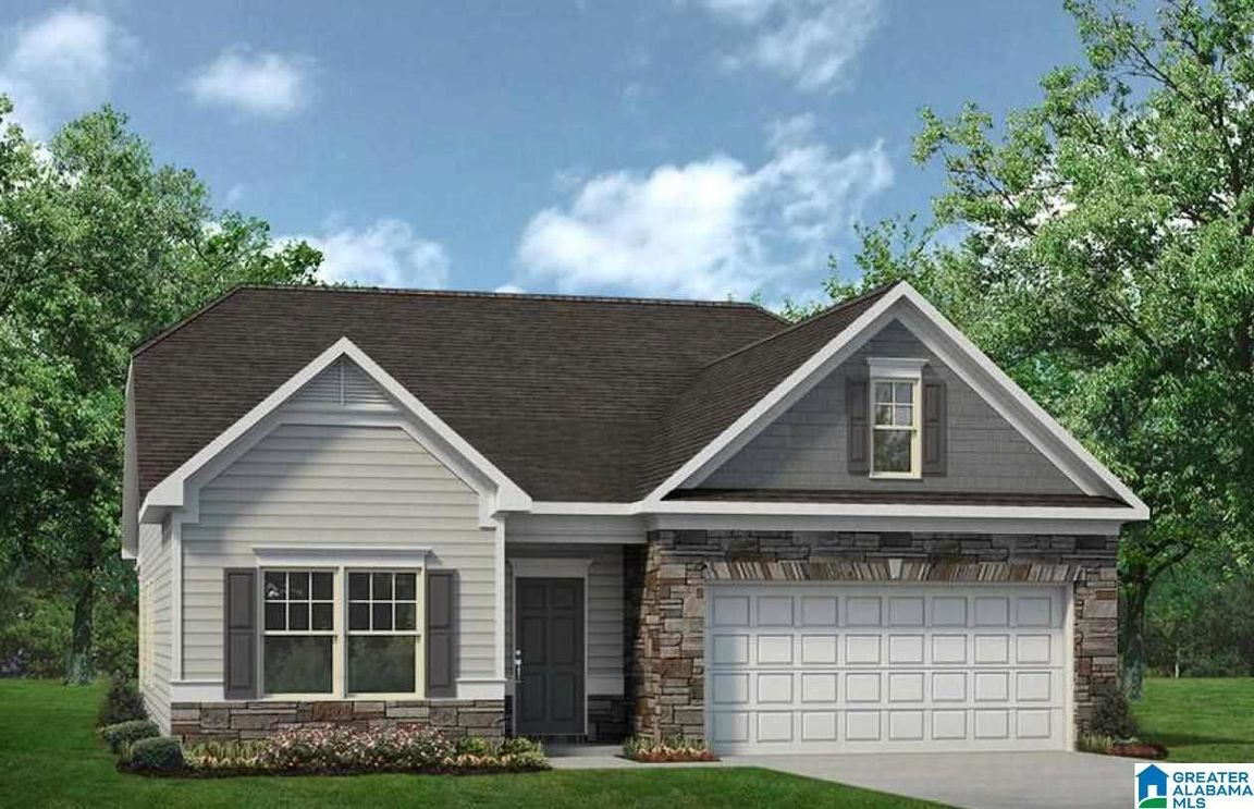 Move In Ready New Home In Lake Pointe Community