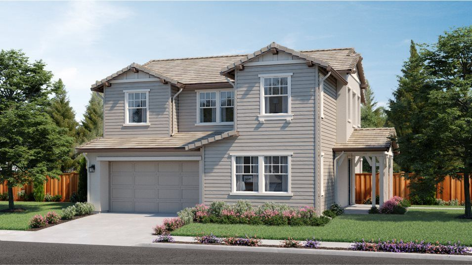 Move In Ready New Home In One Lake - Creston Community