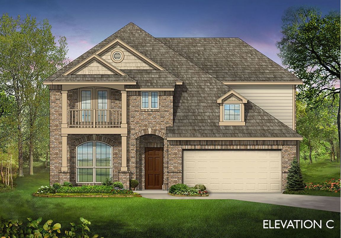 Move In Ready New Home In Watersbend Community
