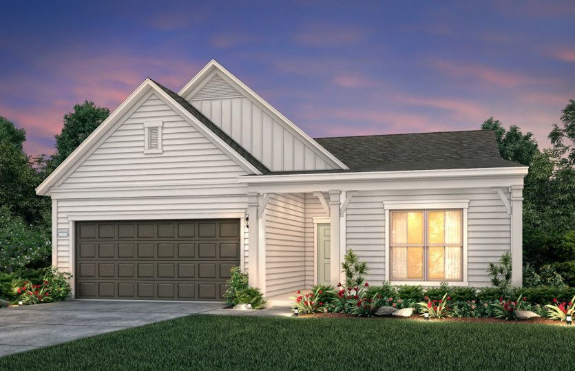 Move In Ready New Home In Del Webb Chateau Elan Community