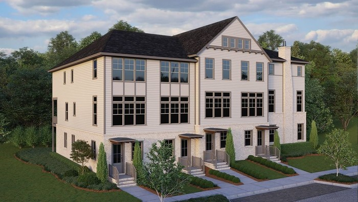 Ready To Build Home In Reverie on Cumberland Community