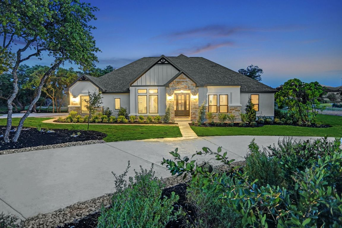 Ready To Build Home In Spicewood Trails Community