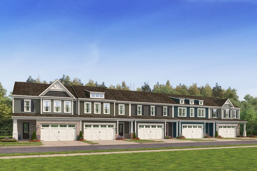 Ready To Build Home In The Retreat at Poland Hill Community
