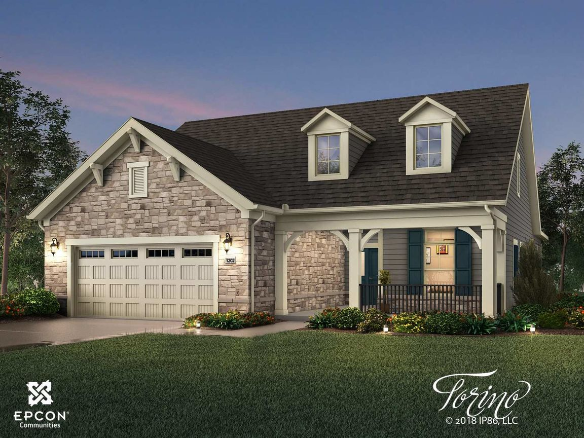 Ready To Build Home In The Courtyards on Riverside Community