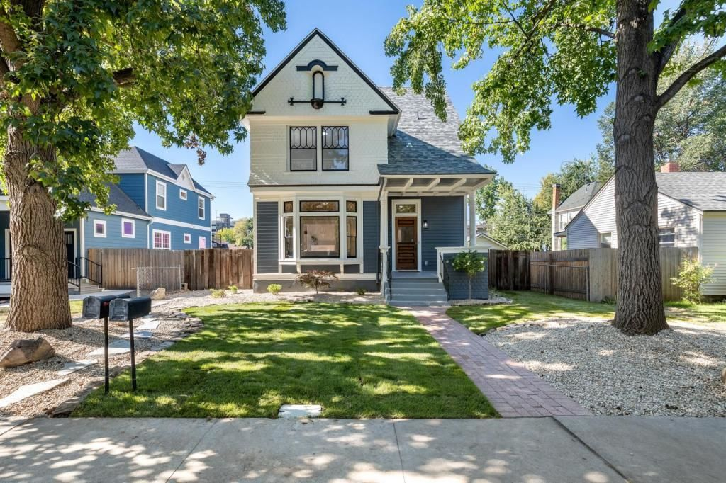 Restored 4-Bedroom House In Downtown Boise City
