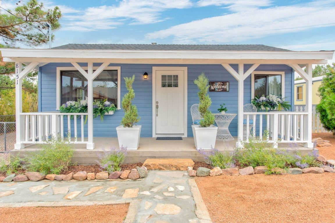 Updated 2-Bedroom House In Payson