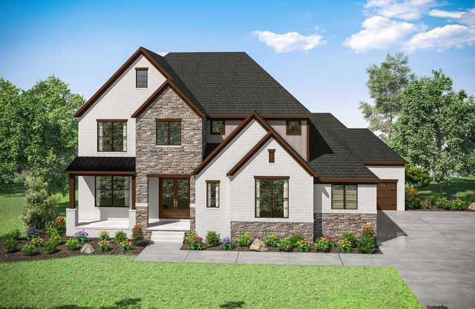 Ready To Build Home In Build On Your Lot - Nashville Community