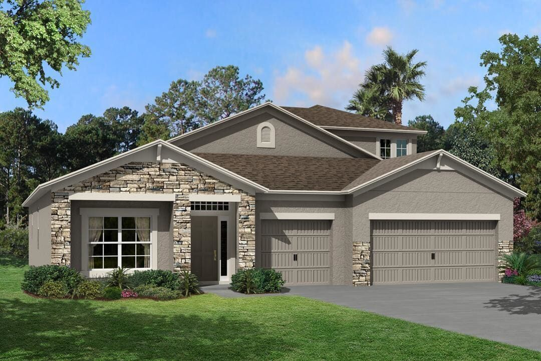 Ready To Build Home In K-Bar Ranch Community