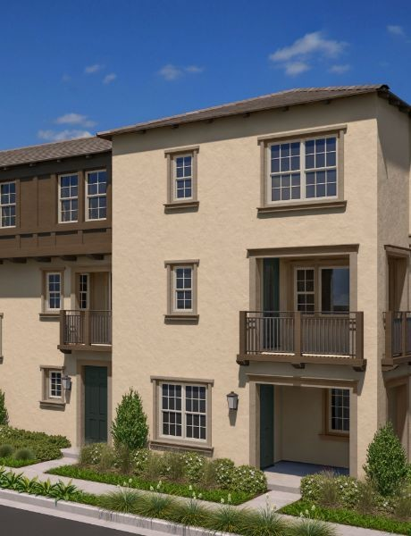 Move In Ready New Home In Latitude Collection at Rancho Tesoro Community