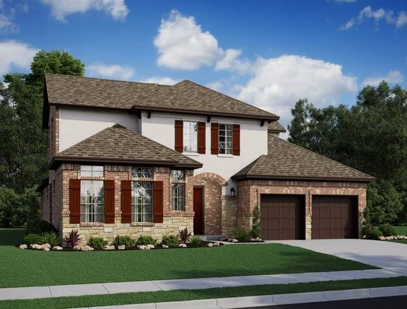 Move In Ready New Home In The Reserve at Clear Lake Community