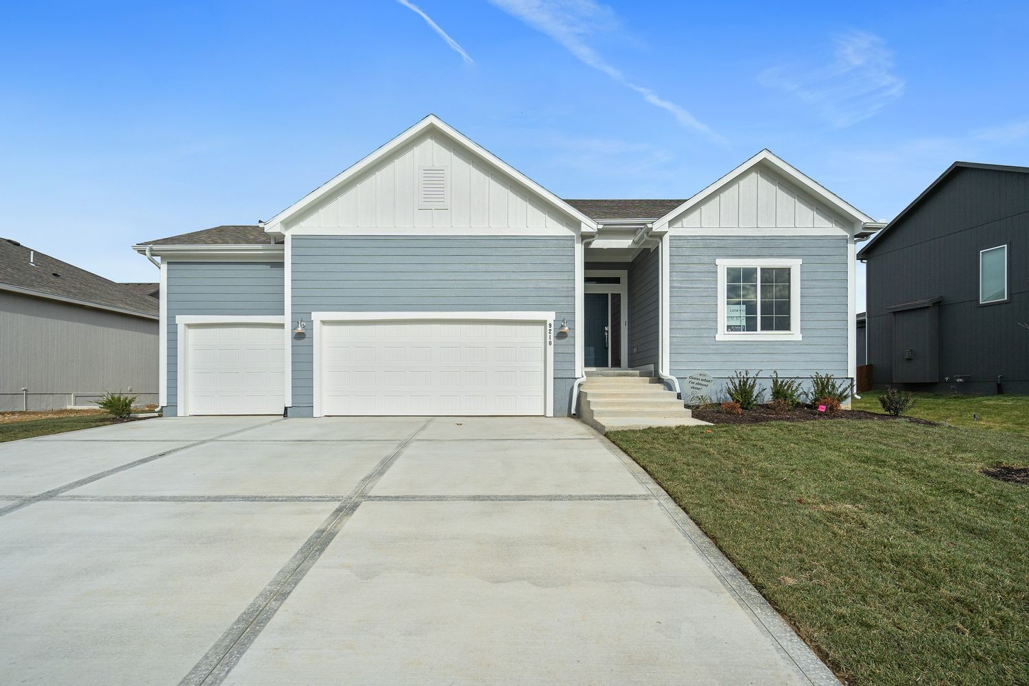 Move In Ready New Home In Somerbrook Community