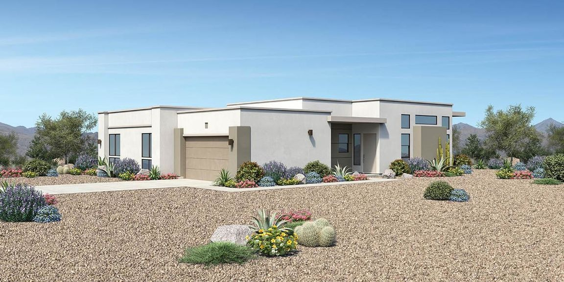 Ready To Build Home In Toll Brothers at Escena Community