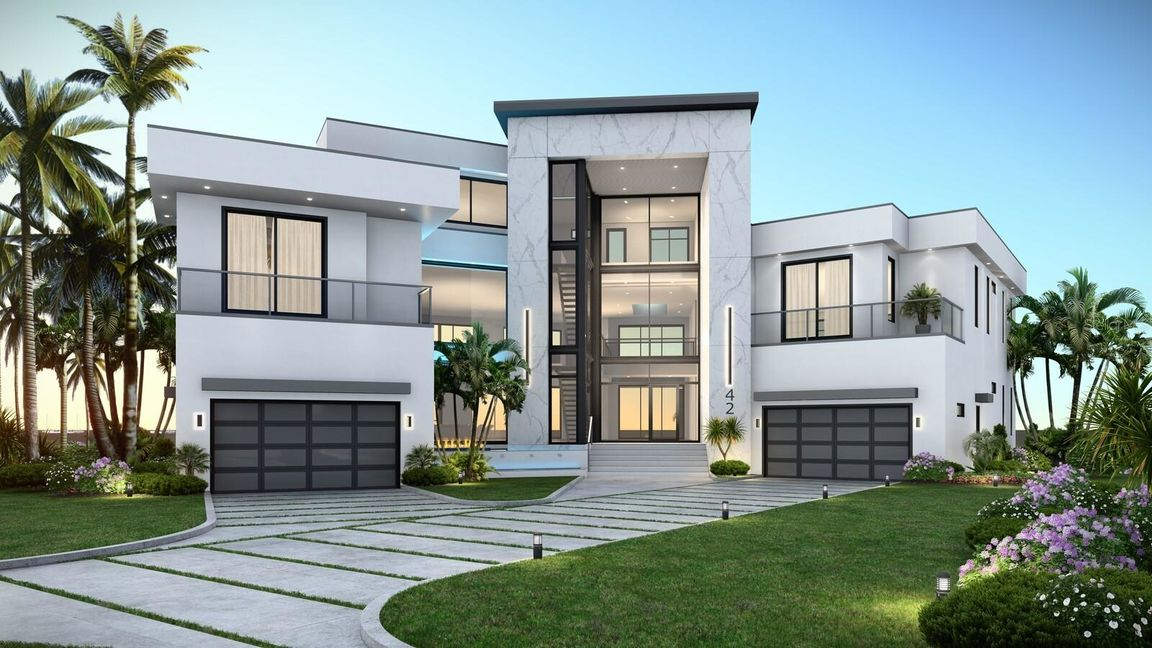 Refined 7-Bedroom House In Beach Park