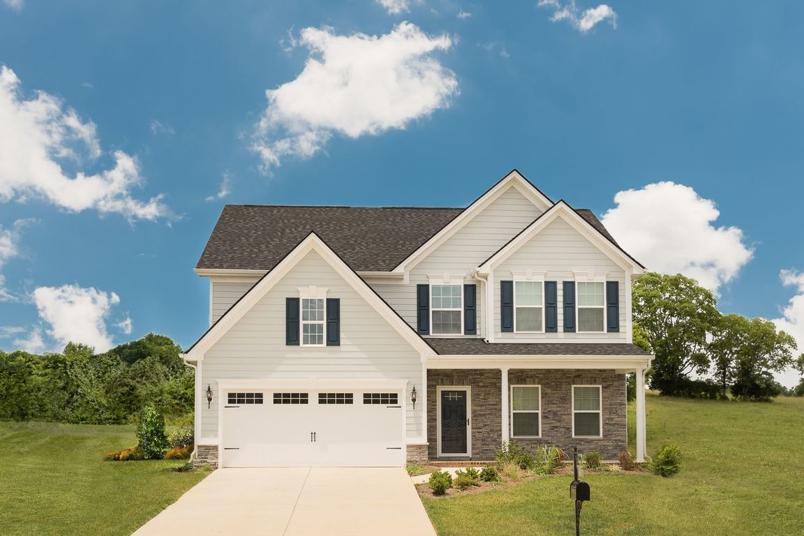 Ready To Build Home In Timber Creek Community